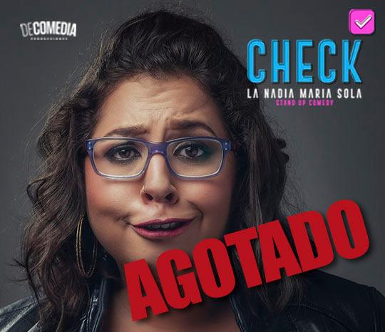 Check La Nadia Maria Sola - AGOTADO