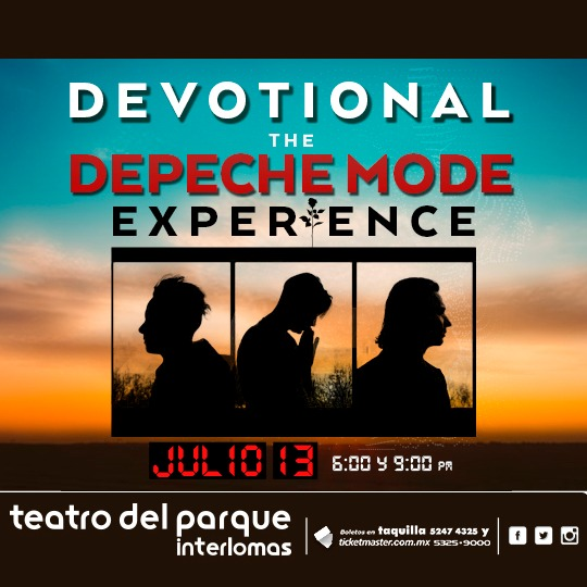 Devotional The Depeche Mode Experience