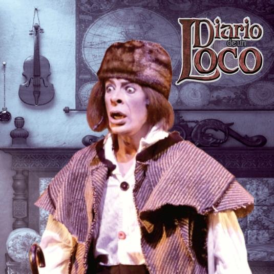 Diario de un loco en Teatro Legaria