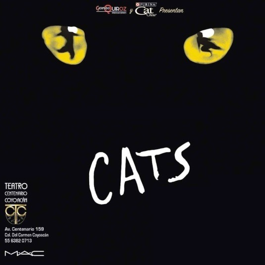 Cats, el musical
