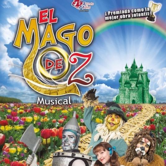 El Mago de Oz, Teatro Tepeyac