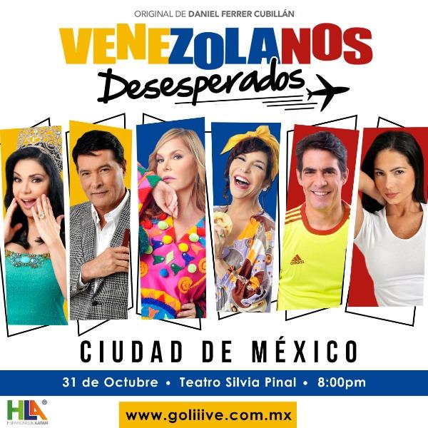 Venezolanos Desesperados