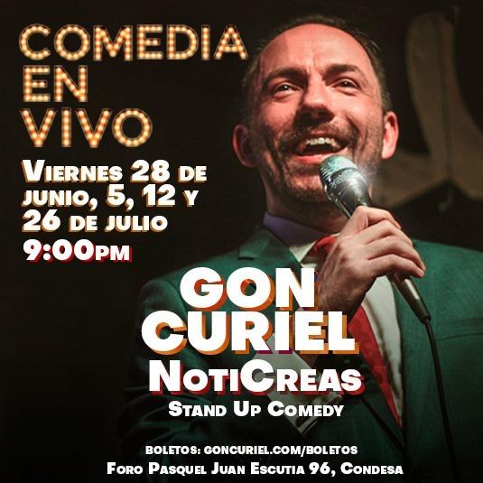 Gon Curiel - NotiCreas - 58%