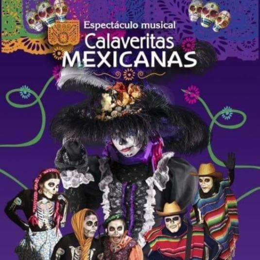 Calaveritas Mexicanas en Teatro Legaria