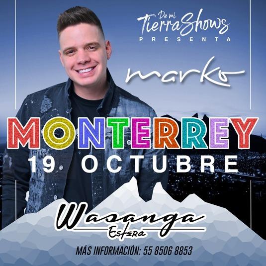 MARKO en Monterrey 20%