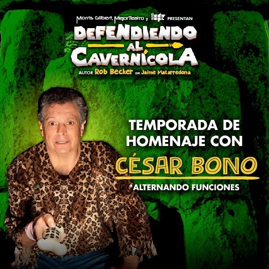 Defendiendo Al Cavernícola PROM