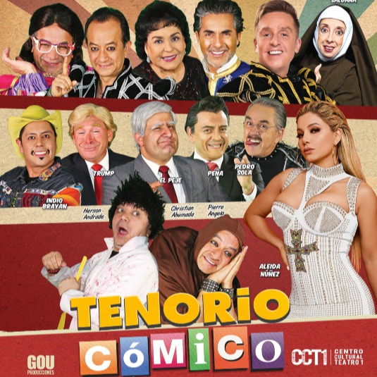 Tenorio Cómico Centro Cultural Teatro 1