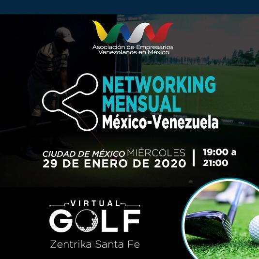 Networking México-Venezuela