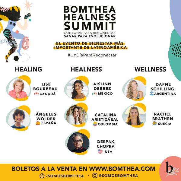 Bomthea Healness Summit PROMO