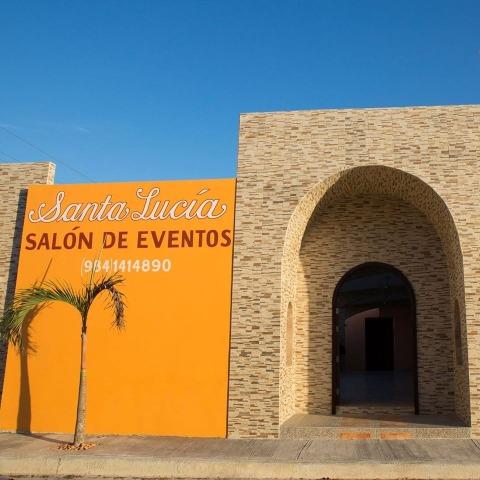Santa Lucia - Salon de eventos