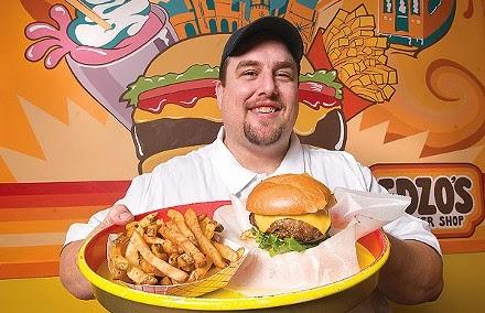 Edzo's Burger Shop