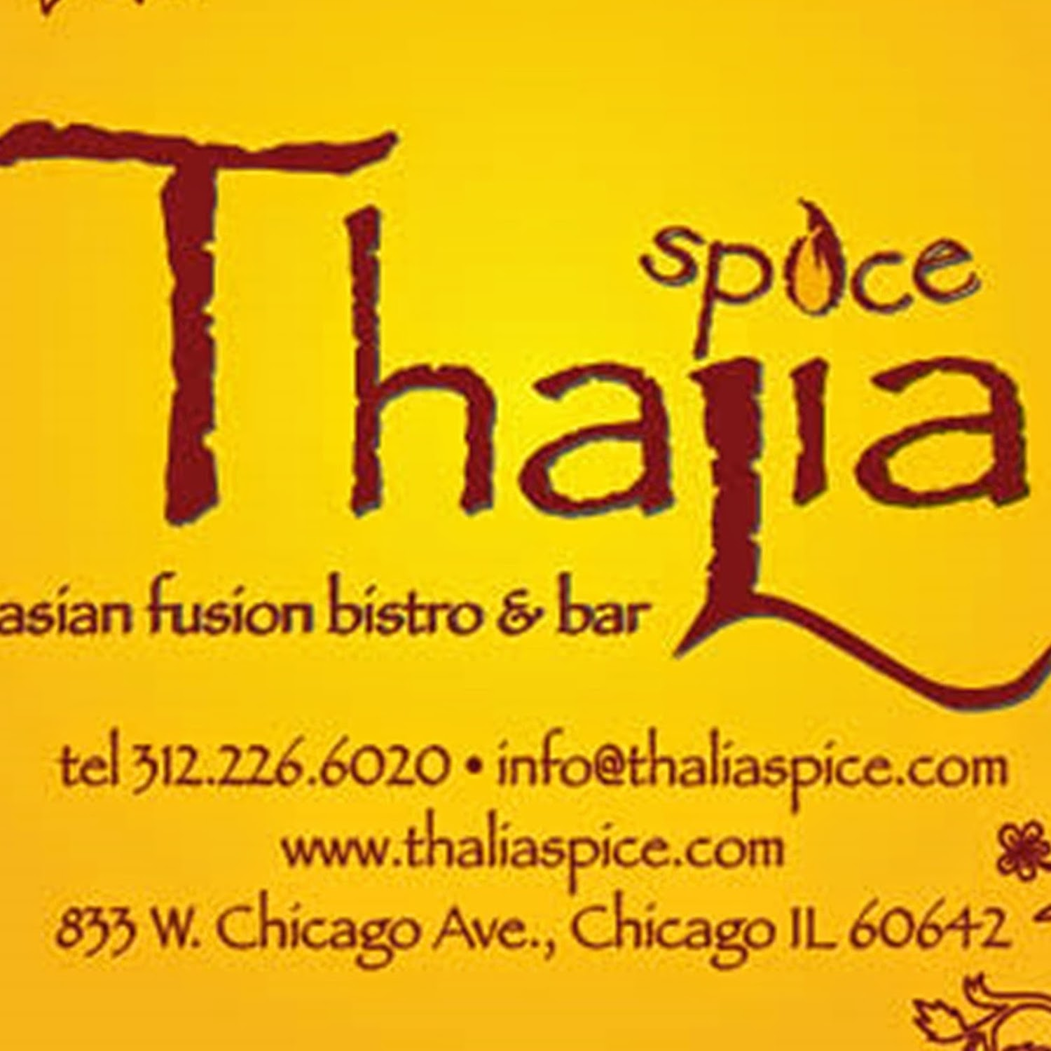 Thalia Spice Asian Fusion Bistro & Bar