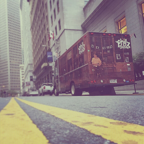 Philz Coffee Truck