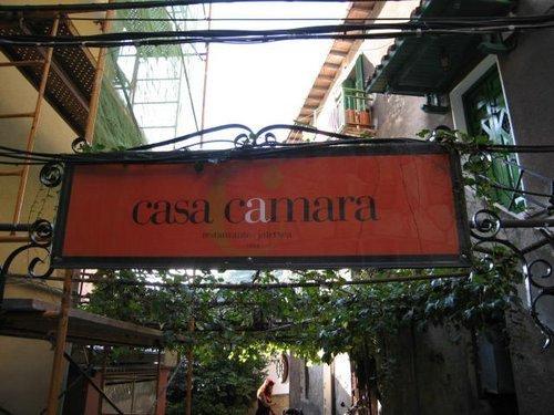 Restaurante Casa Cámara