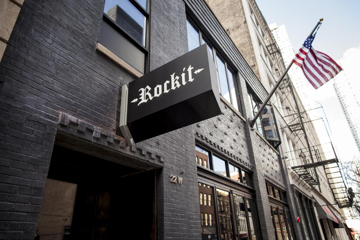 Rockit Bar & Grill