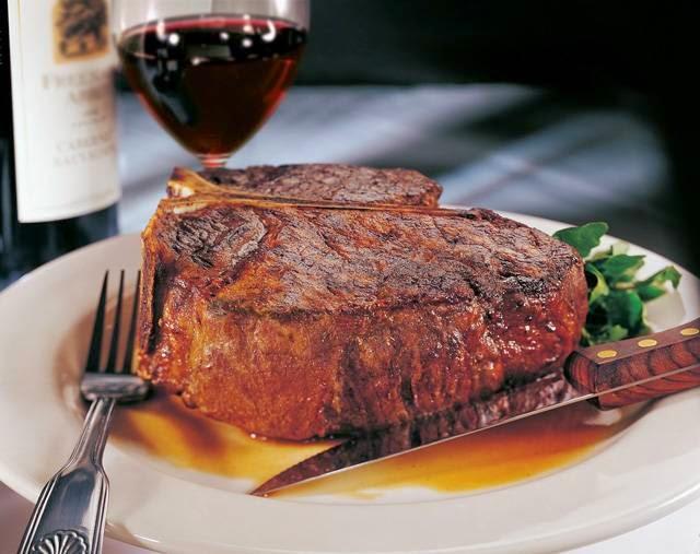 Morton's The Steakhouse - Seattle