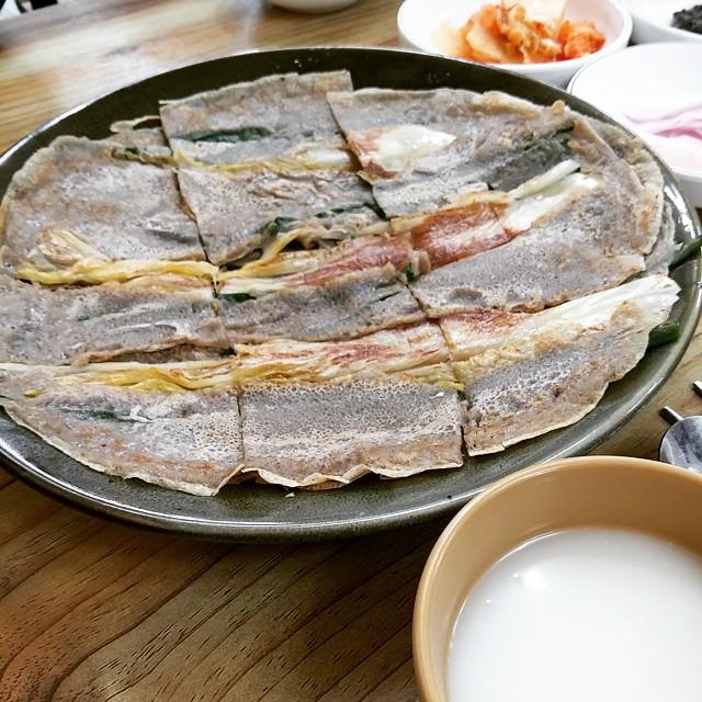 봉평메밀꽃막국수 (Bongpyeong Memilkkot Makguksu)