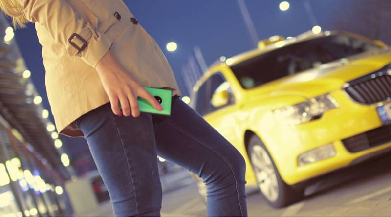 Taxi Booking App Solution