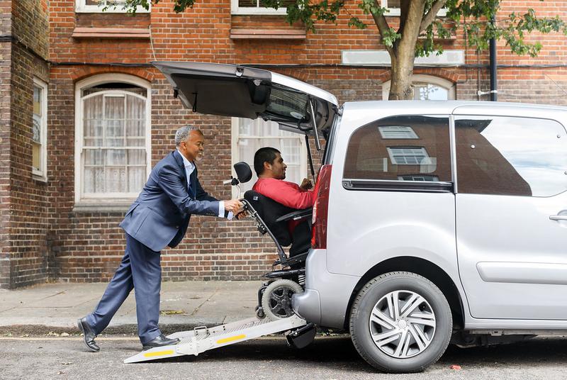 Uber for Disabled App
