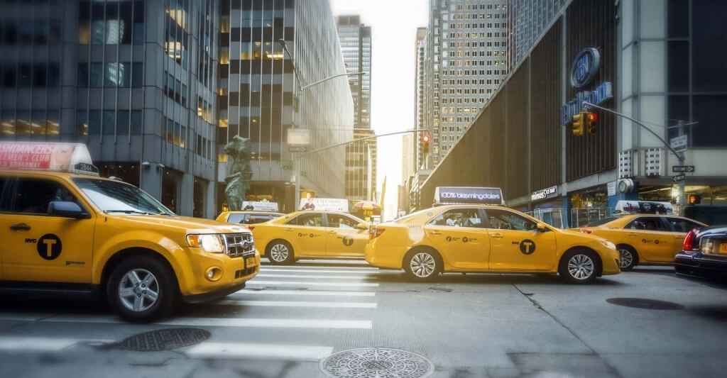 Uber like Taxi Booking App
