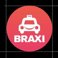 Braxi taxi app logo