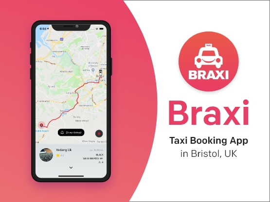 Braxi Taxi App