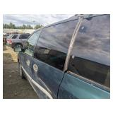 2000 Blue Ford Windstar Lx V6, 3.8l