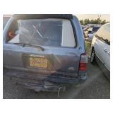 1997 Grey Toyota 4runner Base I4, 2.7l