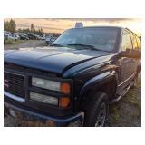 2000 blue Chevrolet Tahoe Limited/Z71 Z71 V8, 5.7L