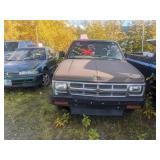 1985 Brown Chevrolet S-10 Base V6, 2.8l