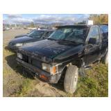 1989 Nissan Pathfinder Xe V6, 3.0l