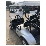 Lot of 45 - 2017 EZ-GO Electric Golf Carts