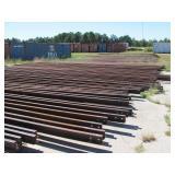 Large Lot of Railroad Iron
