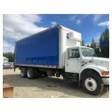 1998 4900 Box Truck