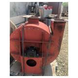 Commercial 3 Phase Blower