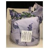 Twin Size High End Comforter By Wisteria