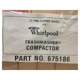Trash Compactor Bags And Back Brace