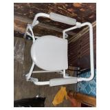 Toilet Seat And Walker