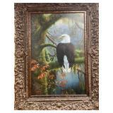 Eagle Art  Rare