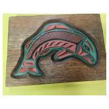 Hand Carved Alaskan Native Art