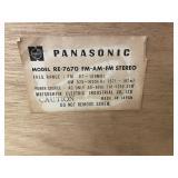 Vintage Panasonic Radio
