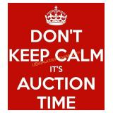 Estate & Consignment Auction Ending Feb 20th at 7pm