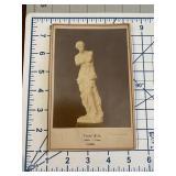 Venus Milo Antik Paris CDV Photo Sculpture