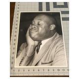 Poignant Lou Mack Photographic Image  Signed