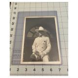 Tom Mix the Big Cowboy Photograph Awesome