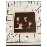 Beatles Vintage Image with Stamping on back