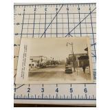 Vintage Snapshot Anchorage Alaska Street Photo