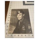 Fantastic 82nd Airborne Soldier Studio Photograph