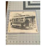 Fair Haven and Westville Antique Trolley Car Pic
