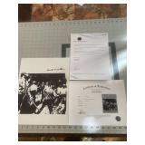 Birmingham Race Riot Andy Warhol Signed Print